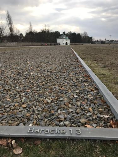 Sachsenhausen tracks