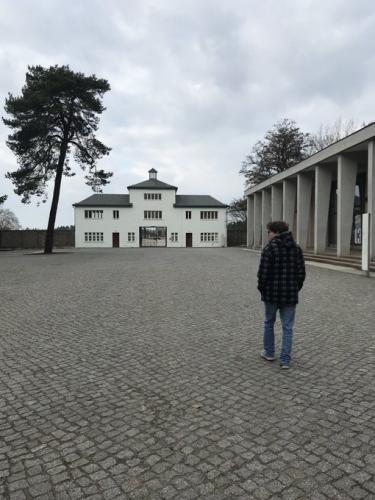 Sachsenhausen walk